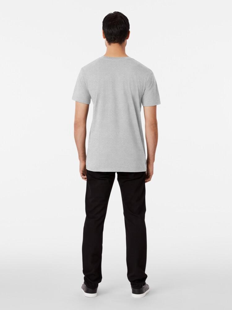 Alternate view of Chrome Love Premium T-Shirt