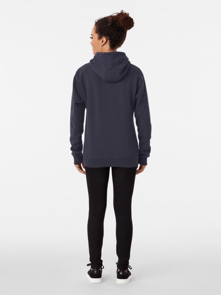 Alternate view of Running Deer Shirt Pullover Hoodie
