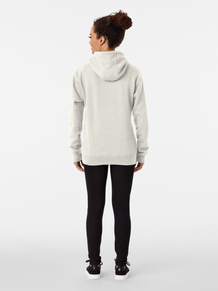 Alternate view of Best Foot Forward Pullover Hoodie