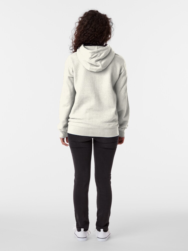 Alternate view of Yorkshire Dales Zipped Hoodie