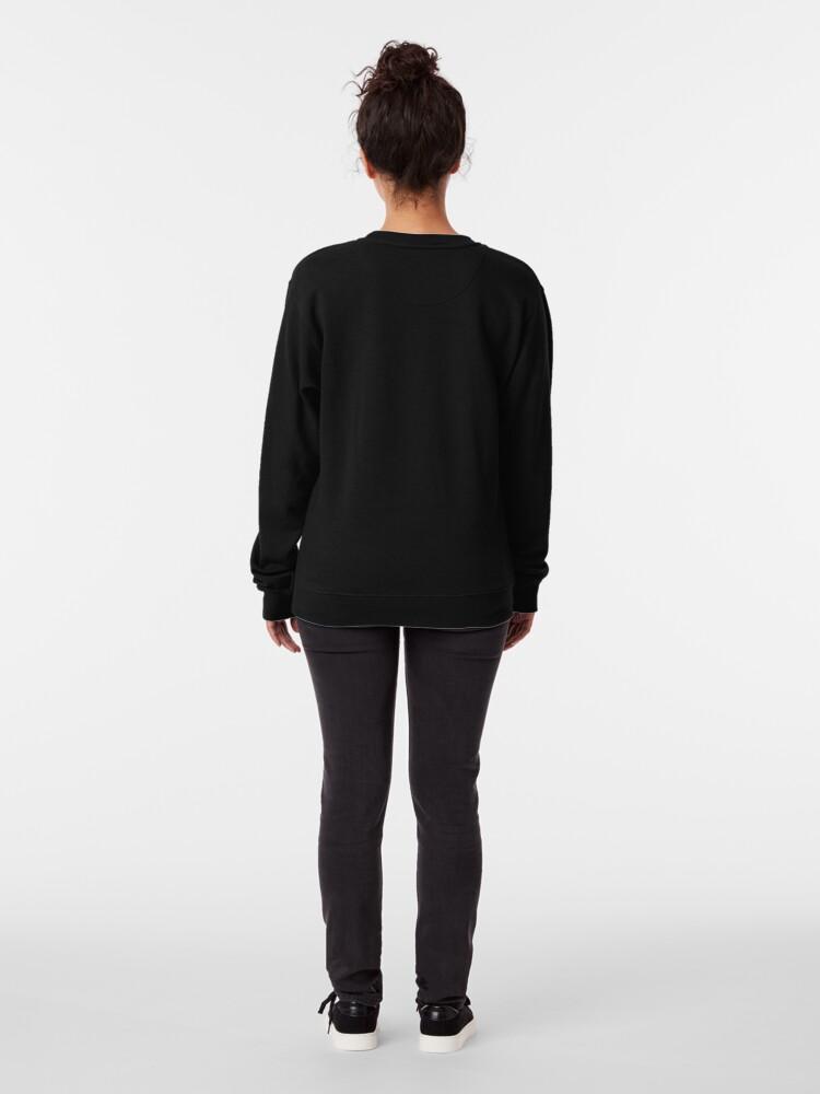 Alternate view of Floral Pattern - Hey Pullover Sweatshirt