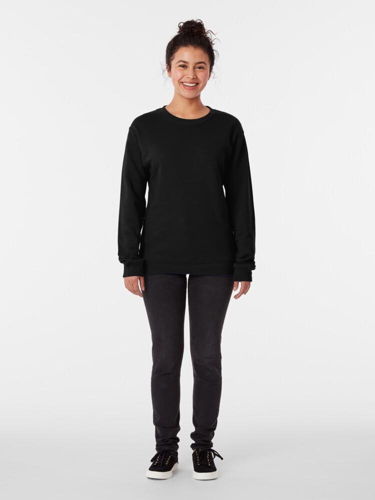 Alternate view of All Saints Clooney, Derry Pullover Sweatshirt