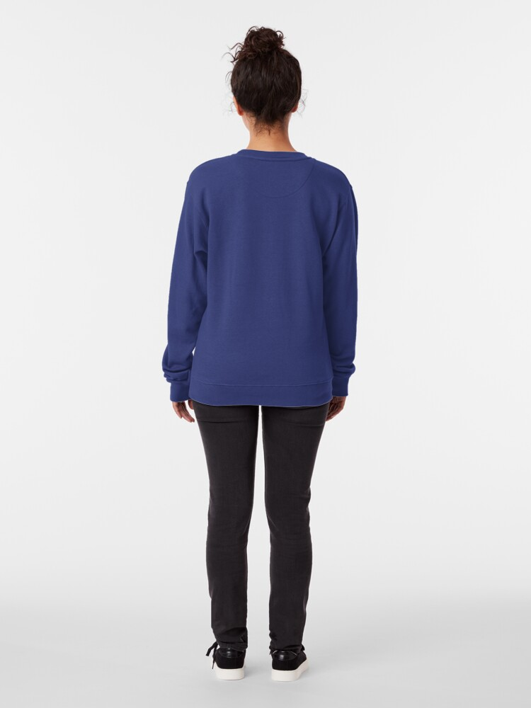 Alternate view of Buick Electra in Blue Electric Pullover Sweatshirt