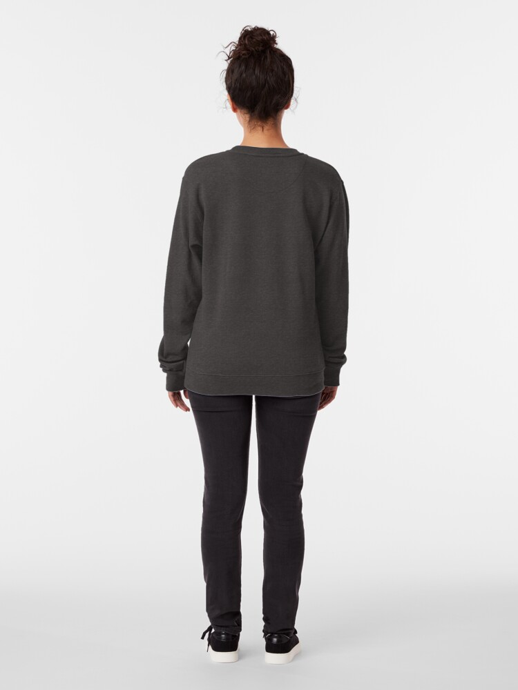Alternate view of Meowy Christmas Pullover Sweatshirt