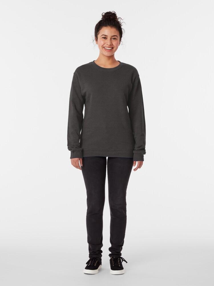 Alternate view of Enjoy the simple things in life  Pullover Sweatshirt