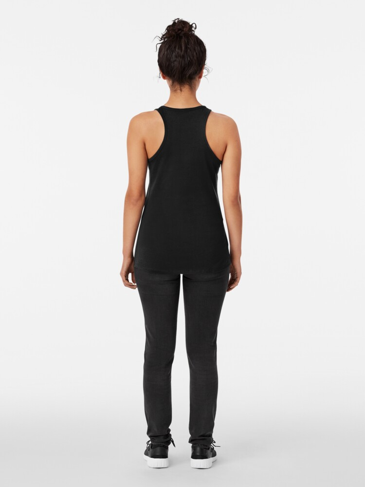 Alternate view of Winter Warmer Racerback Tank Top