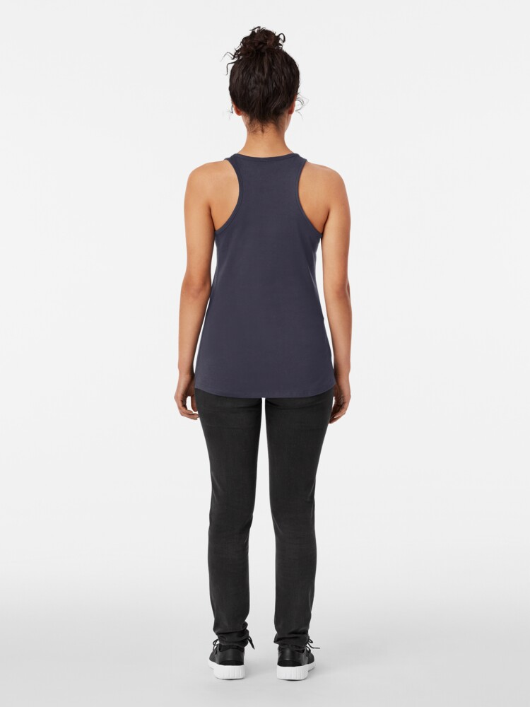 Alternate view of Tappiness Racerback Tank Top