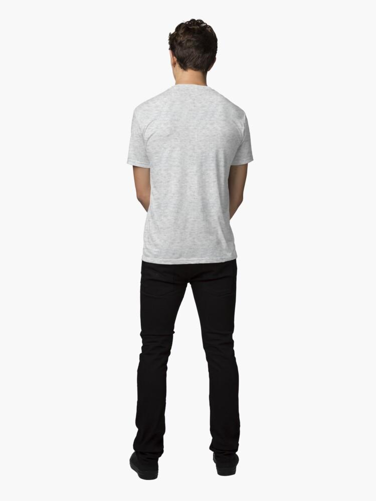 T-shirt chiné ''Nasdarovia': autre vue
