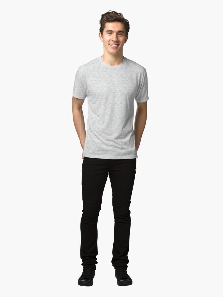 Alternate view of Micro Brouwerij De Graas Tri-blend T-Shirt