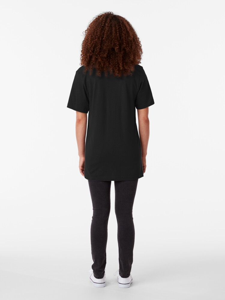 Alternate view of GAINSTA - Black Slim Fit T-Shirt