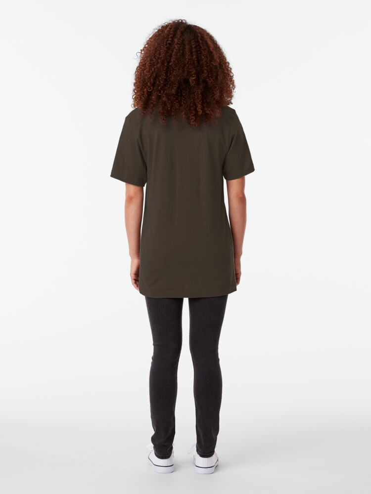 Alternate view of I need a coffee the size of my rear Slim Fit T-Shirt
