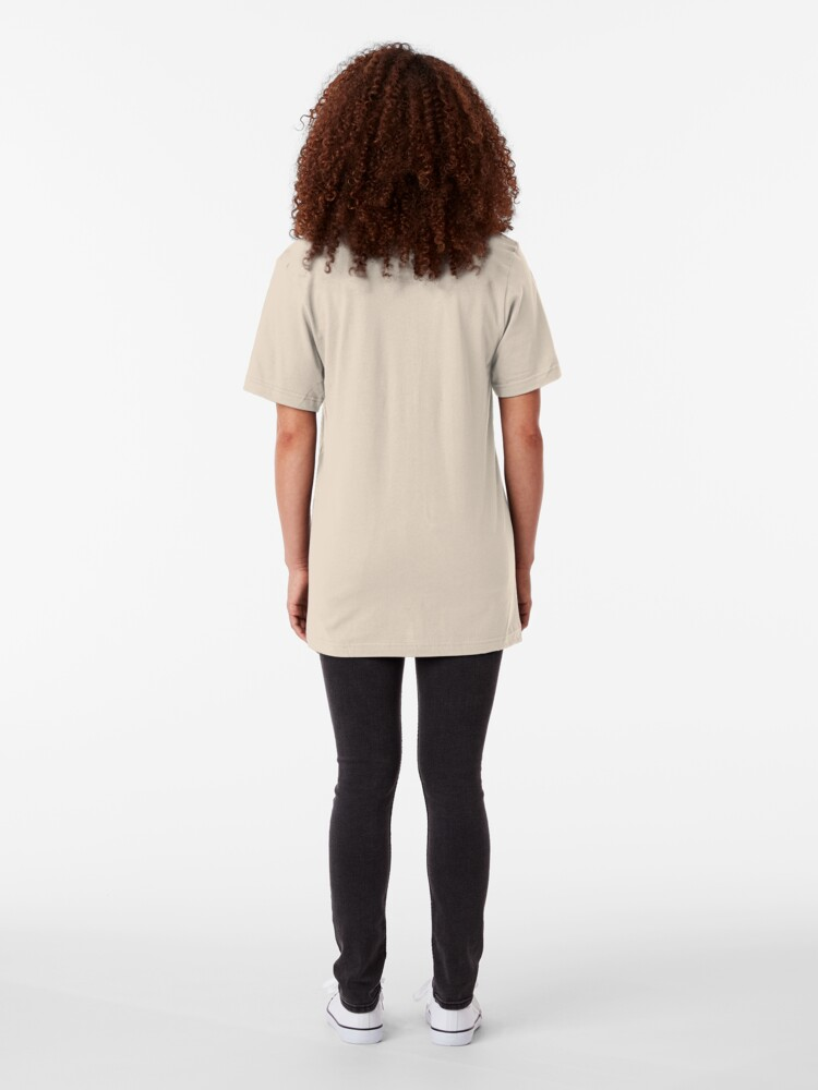 Alternate view of Girl and volture Slim Fit T-Shirt