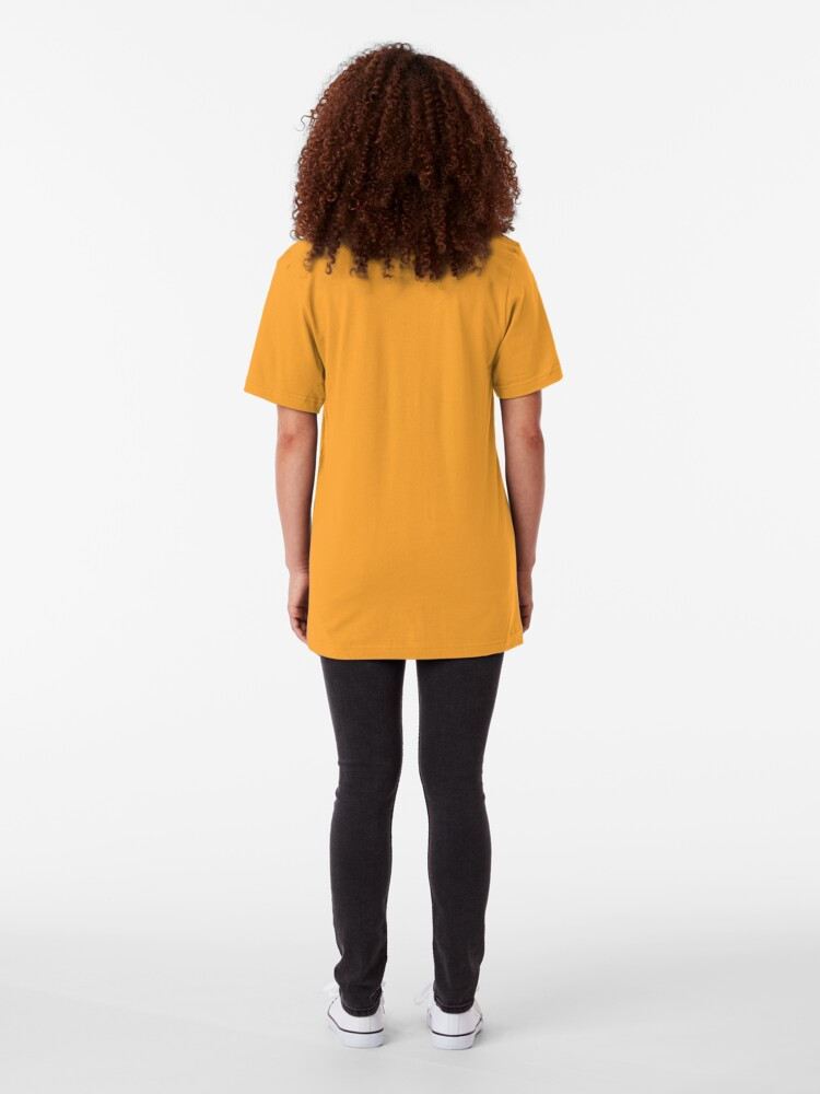Alternate view of Portrait of a lady Slim Fit T-Shirt