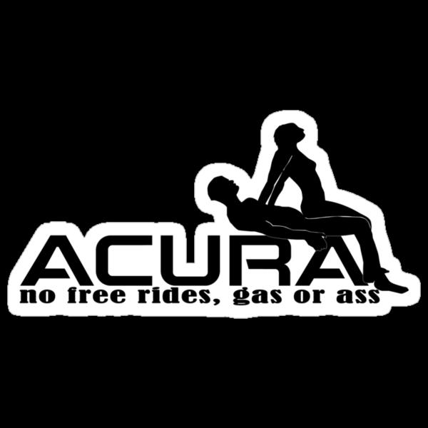 G35 Suck: Honda / Acura Stickers & T-shirts